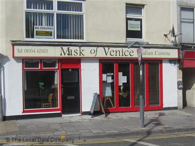 photos for Mask Of Venice | Restaurants - Italian in Weston-Super-Mare